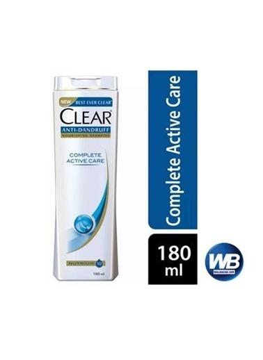 Clear Clear Şampuan Bitkisel Sentez 180 Ml Renksiz